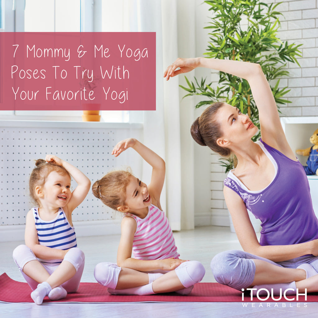 7 Mommy & Me Yoga Poses To Try With Your Favorite Yogi
