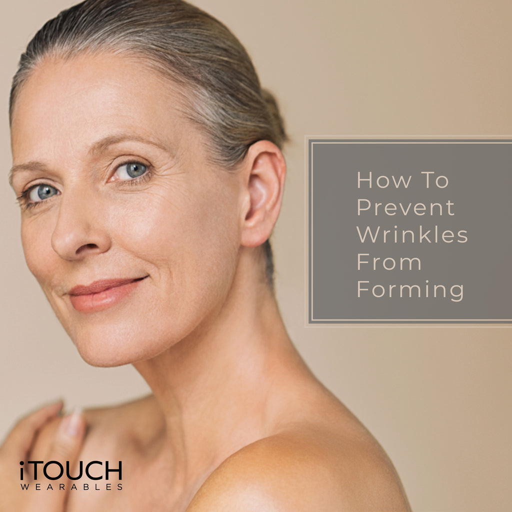 How To Prevent Wrinkles From Forming