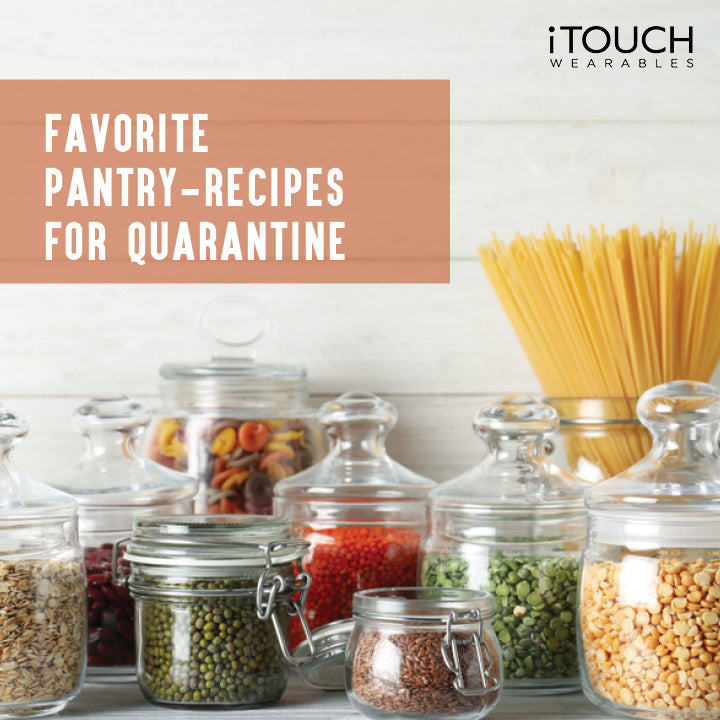 Favorite Pantry-Recipes For Quarantine