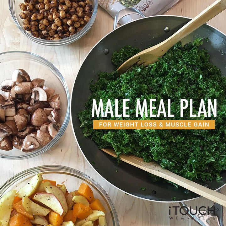 Male Meal Plan for Weight Loss and Muscle Gain