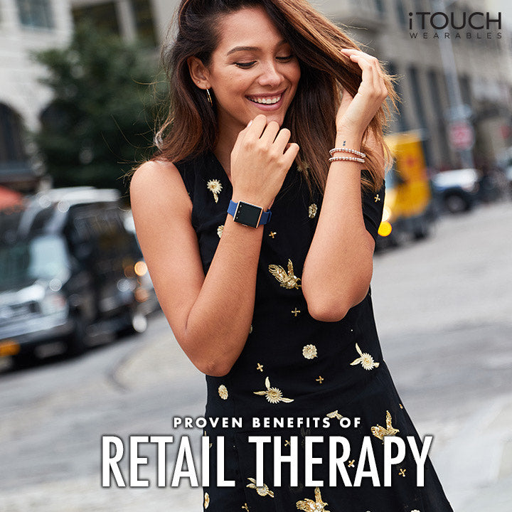 Proven Benefits Of Retail Therapy