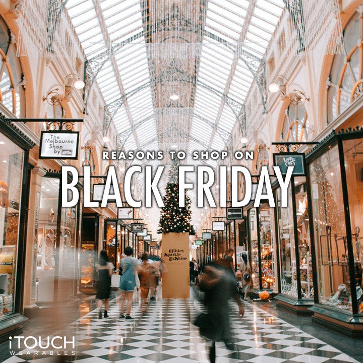 Reasons To Shop On Black Friday