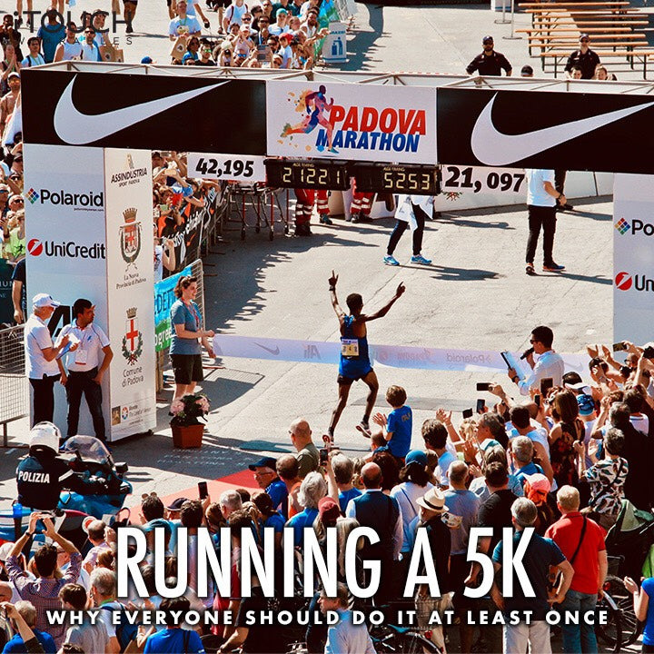 Running A 5k: Why Everyone Should Try It At Least Once