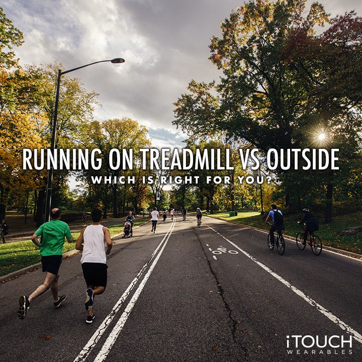 Running On Treadmill vs Outside: Which Is Right For You?