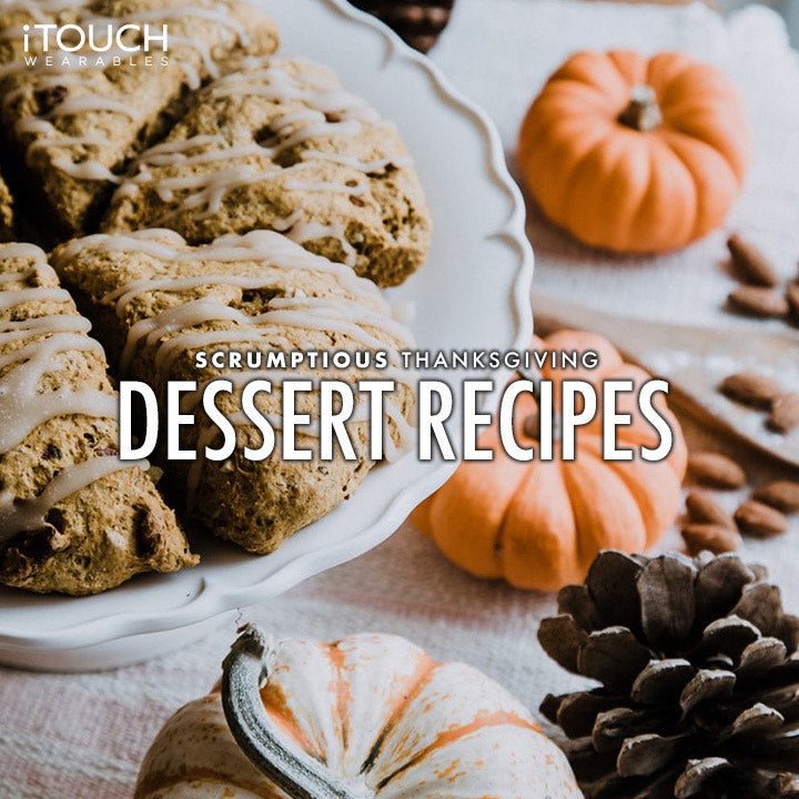 Scrumptious Thanksgiving Dessert Recipes