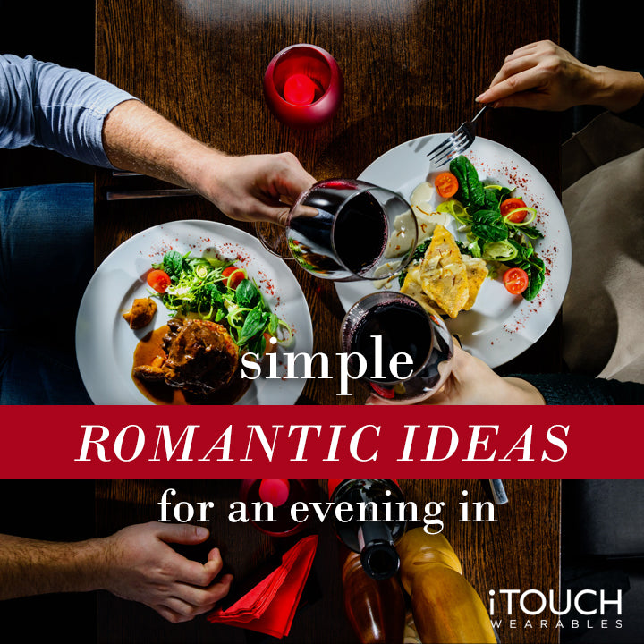 Simple Romantic Recipes For An Evening In