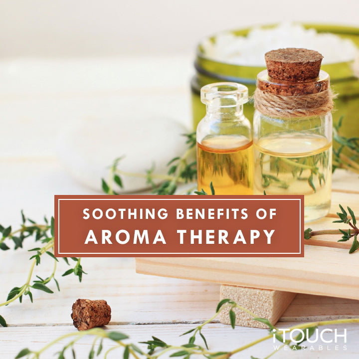 Soothing Benefits Of Aromatherapy