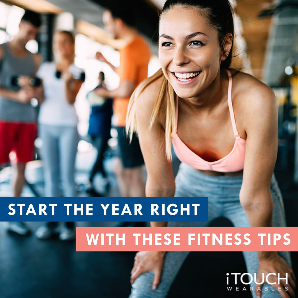 Start The Year Right With These Fitness Tips