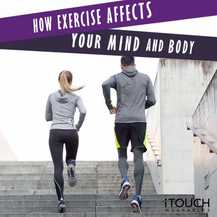 How Exercise Affects Our Mind and Body