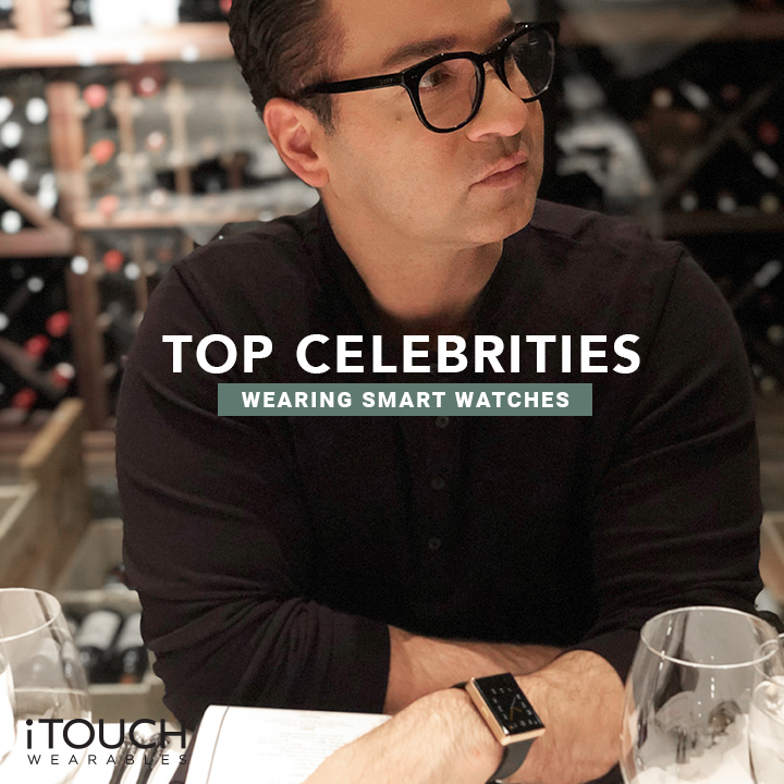 Top Celebrities Wearing Smartwatches