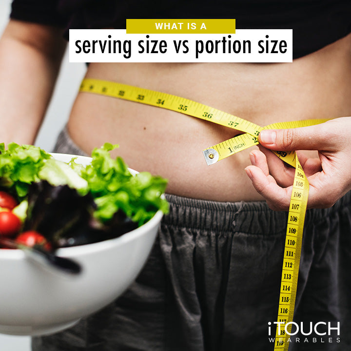 What Is A Serving Size vs Portion Size?