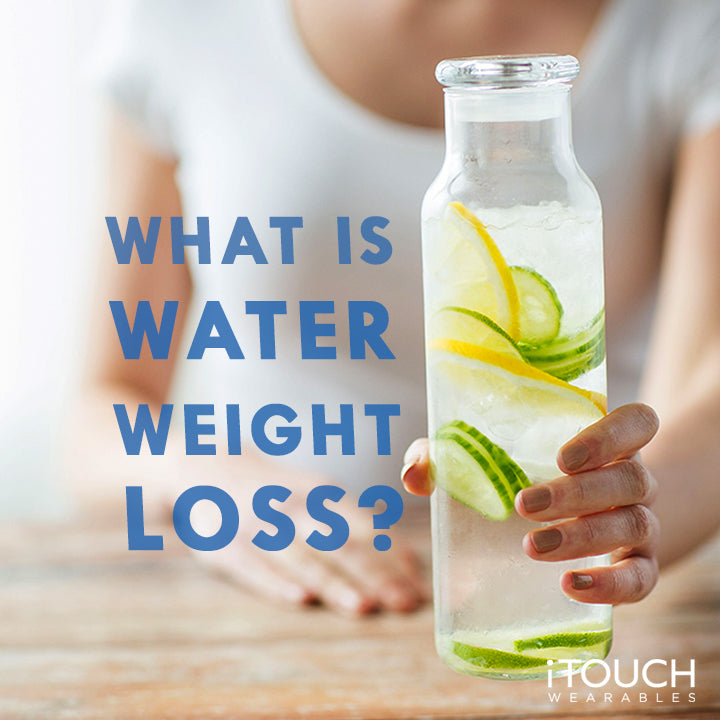 What Is Water Weight Loss?
