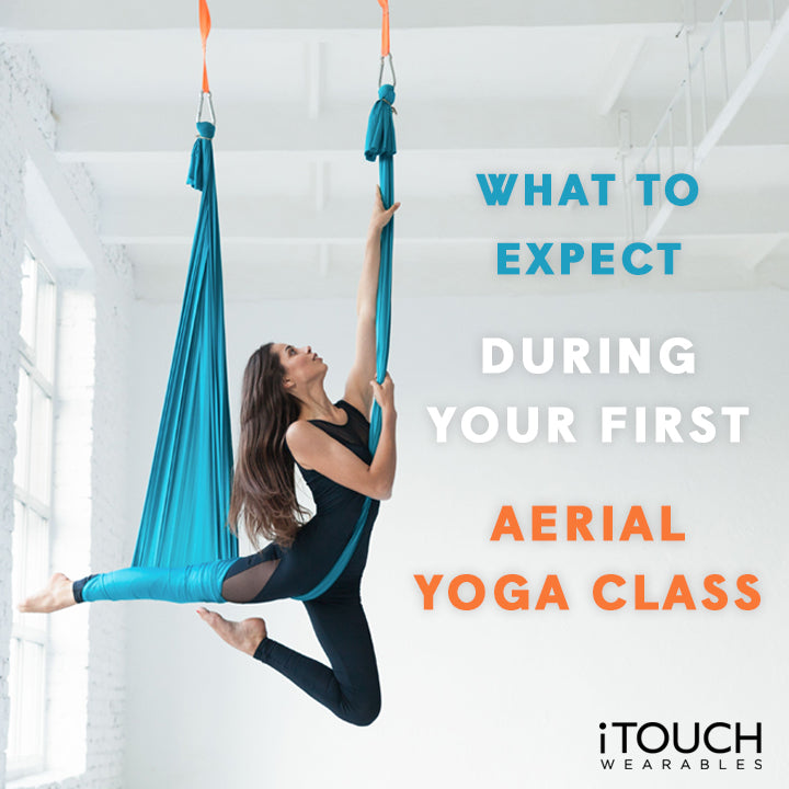 What To Expect During Your First Aerial Yoga Class
