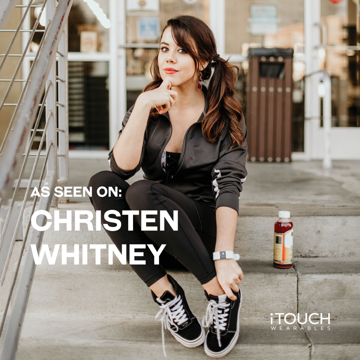 As Seen On: Christen Whitney