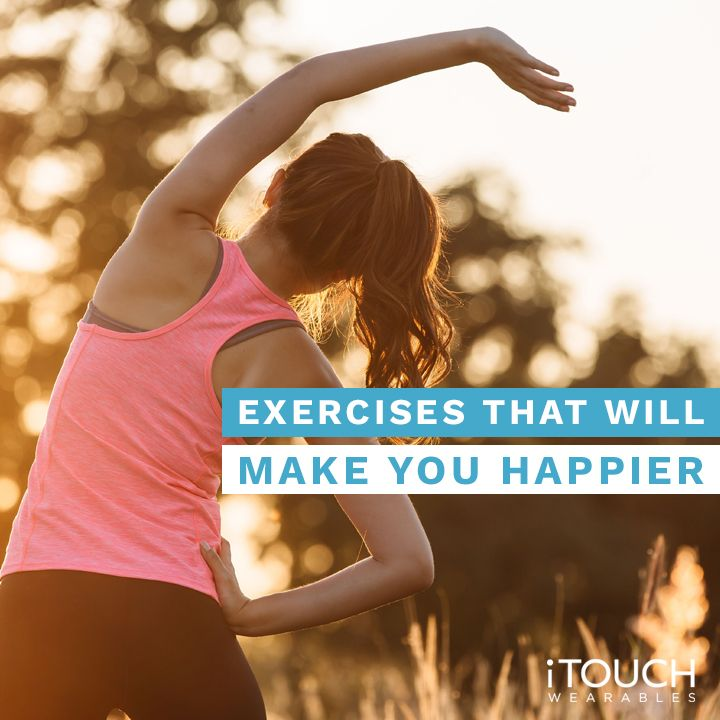Exercises That Will Make You Happier