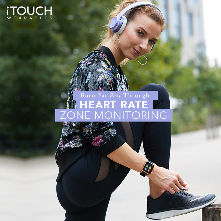 Burn Fat Fast Through Heart Rate Zone Monitoring