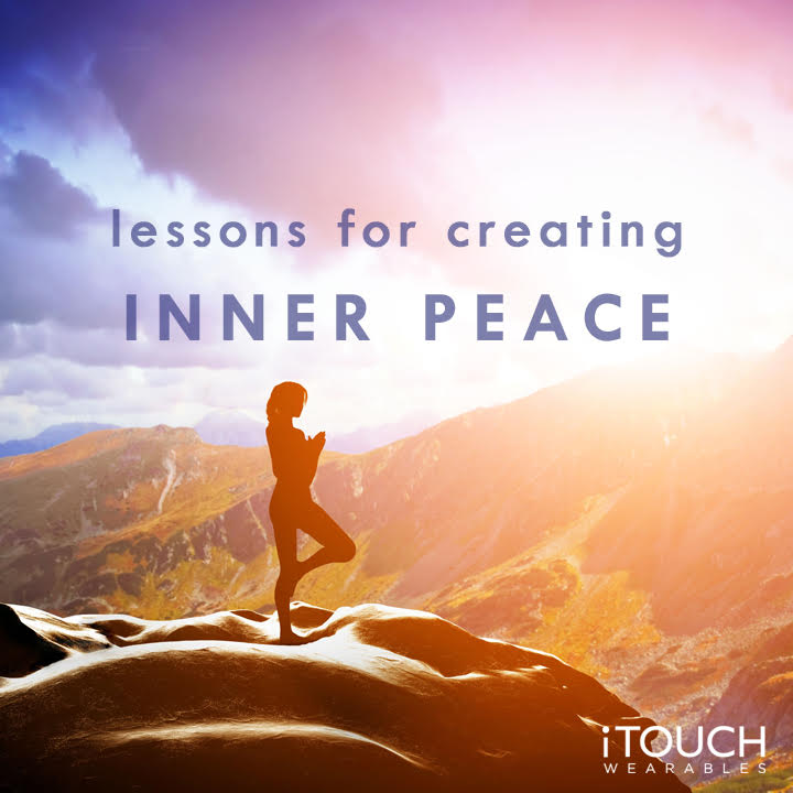 Lessons For Creating Inner Peace