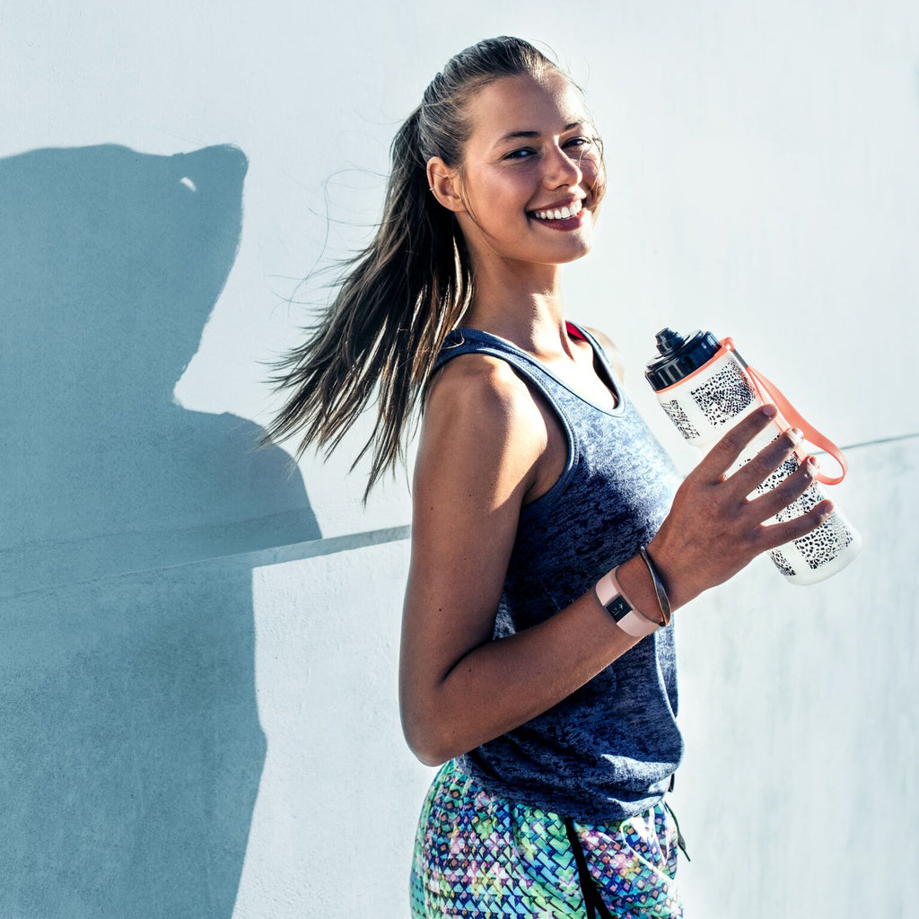 Summer Essentials To Keep In Your Gym Bag - water bottle