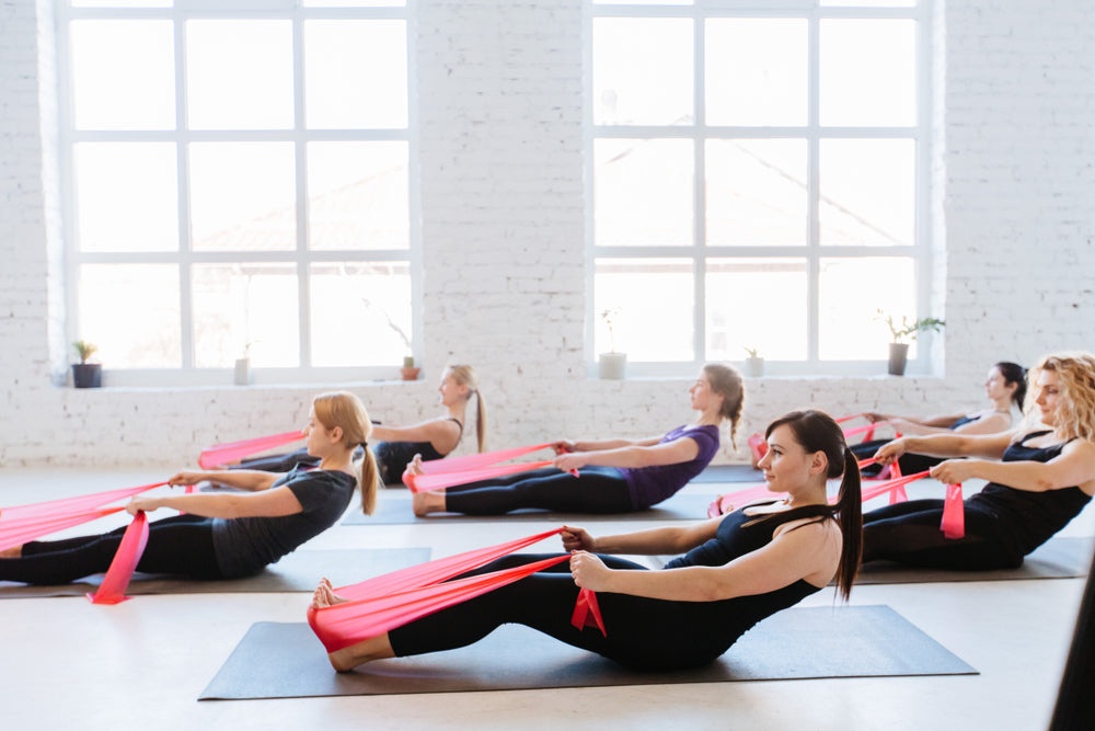 Your Guide To Pilates