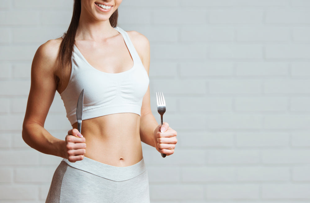 The Best Diet For Abs - in the kitchen