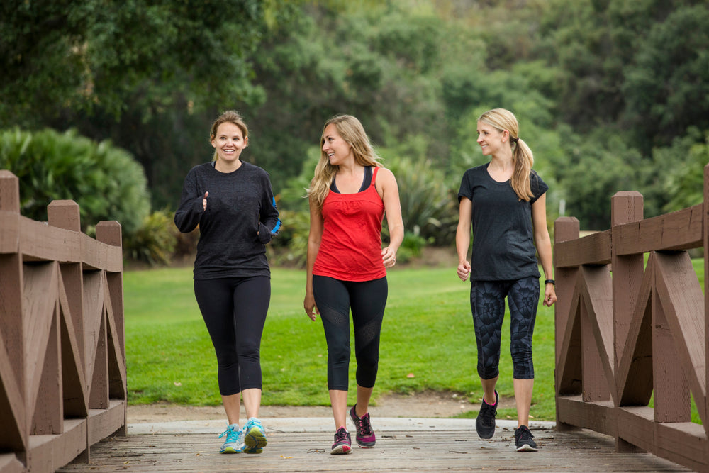 How To Make Walking Workouts More Exciting