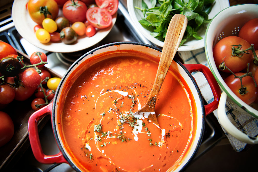 Best No-Cook Meal Ideas for Hot Summer Days - gazpacho