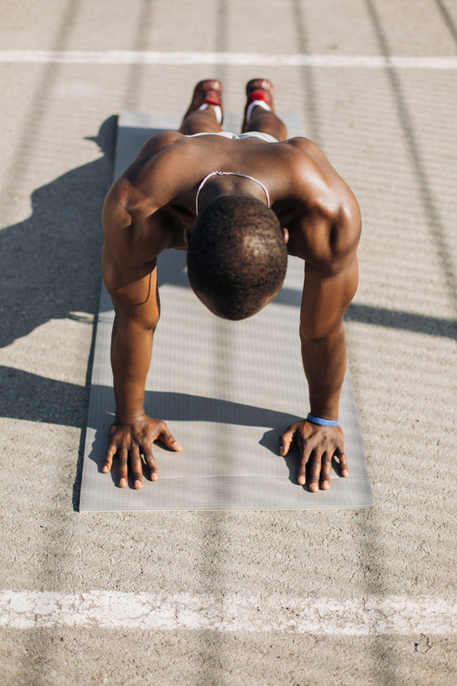 Burpees Benefits And How To Properly Do One
