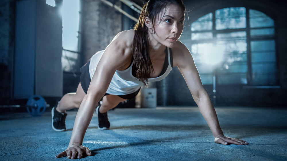 Can You Complete the 30 Day Pushup Challenge?