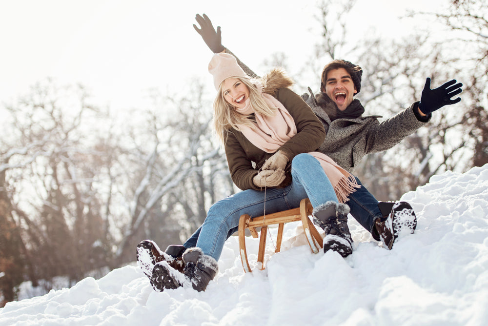 6 Winter Activities That Don't Feel Like Exercise