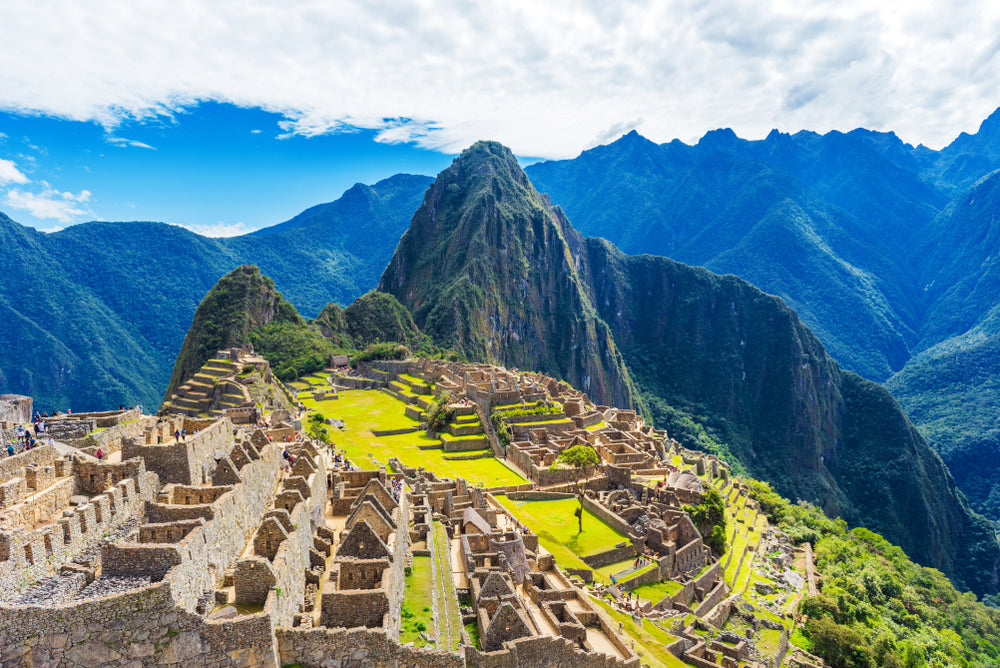 Must-See Landmarks You Can't Miss This Year - Machu Picchu