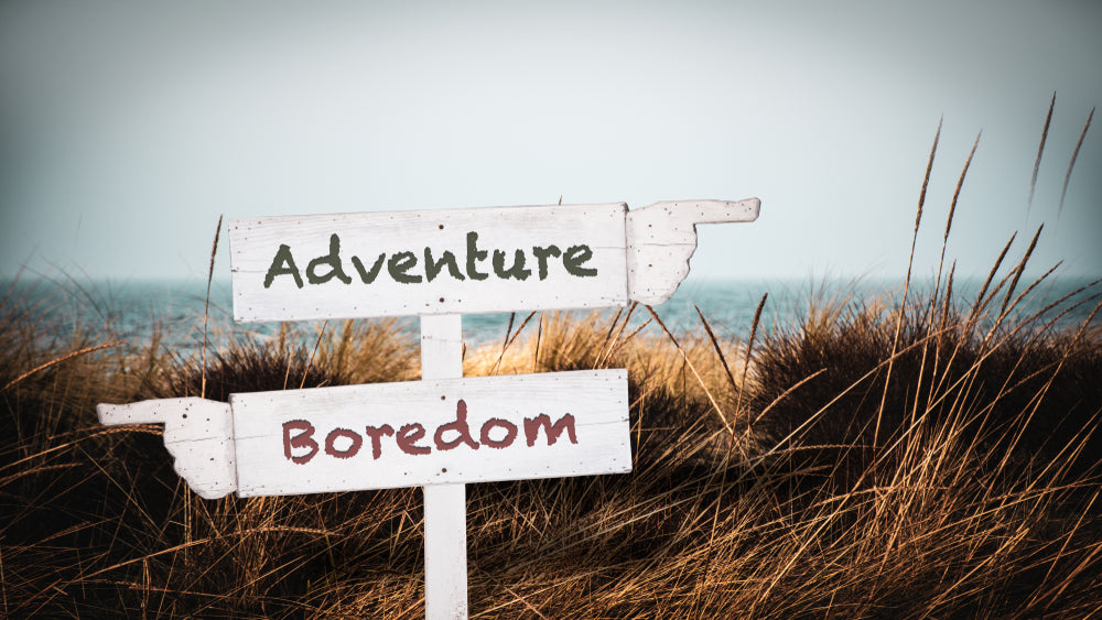 5 Ways to Keep Yourself From Boredom Eating