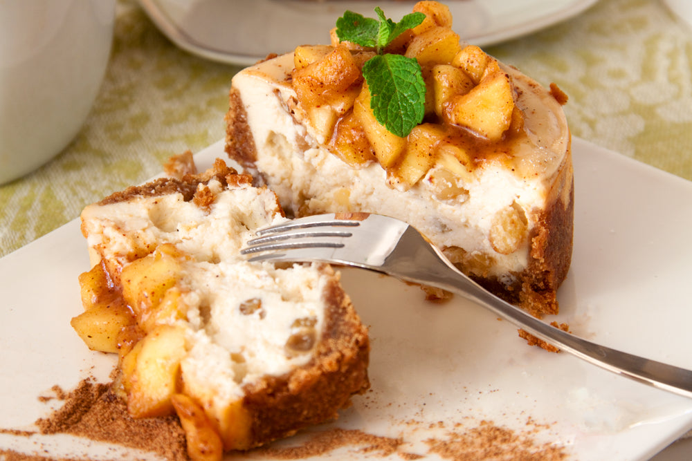 5 Delicious Apple Recipes To Make This Fall