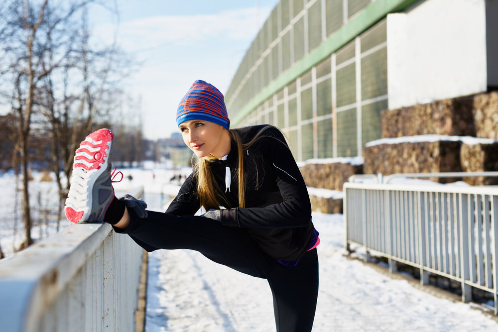 4 Ways To Beat The Winter Workout Blues