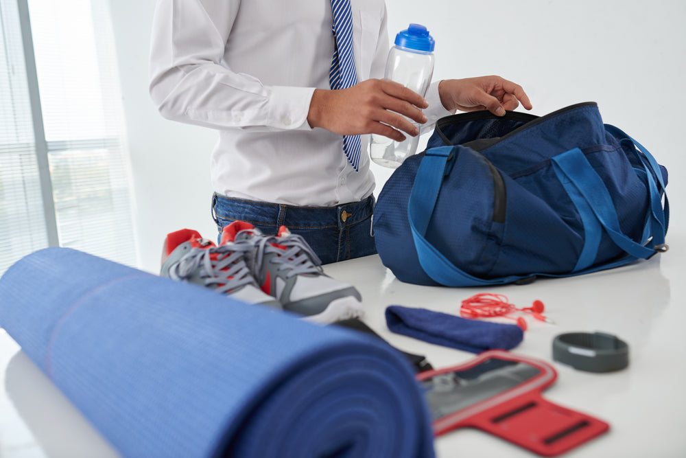 Gym Bag Essentials To Always Carry With You