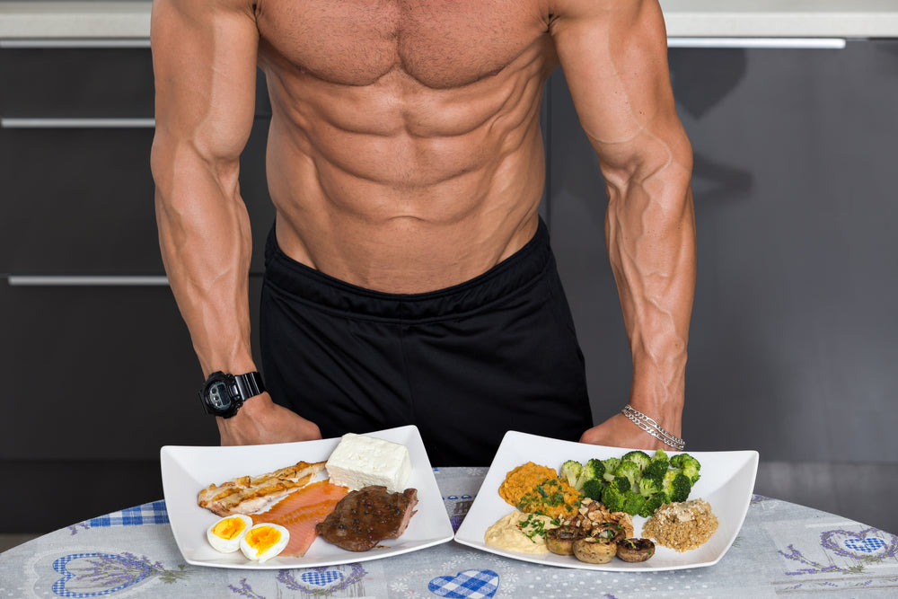 The Best Diet For Abs - ab food