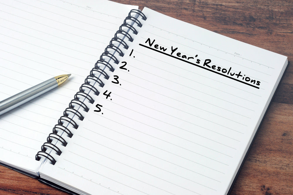 Tips For Creating Realistic New Year's Resolutions