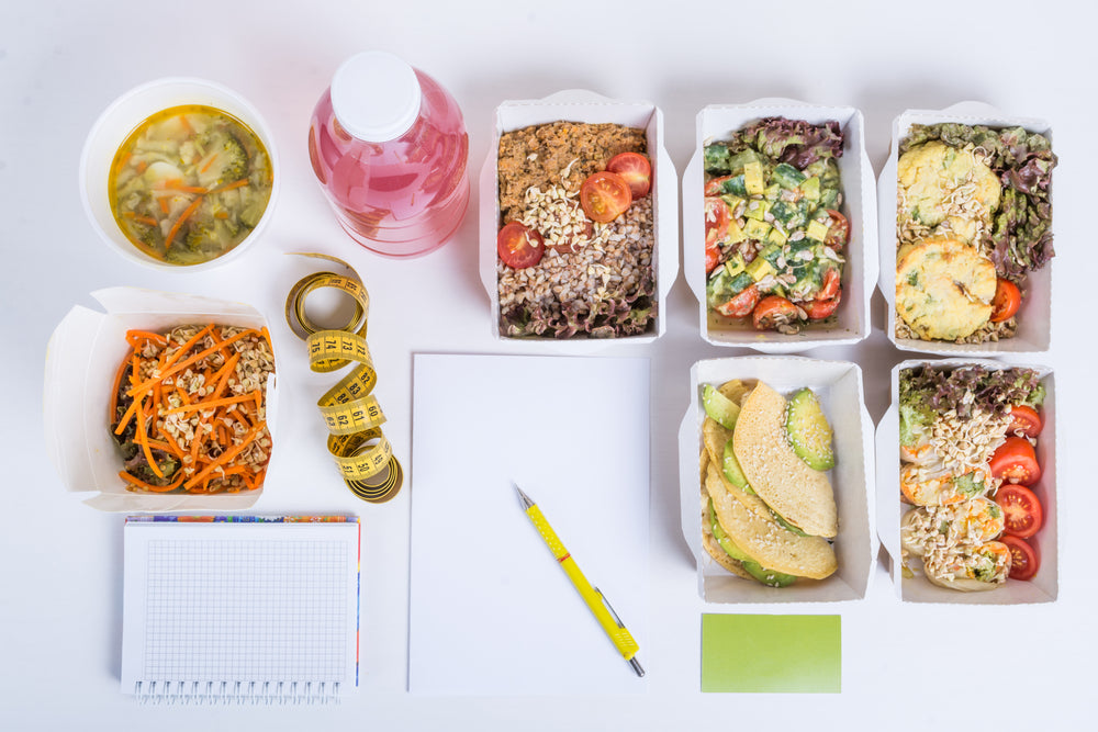 College Diet Plan: How To Eat Healthy While In College