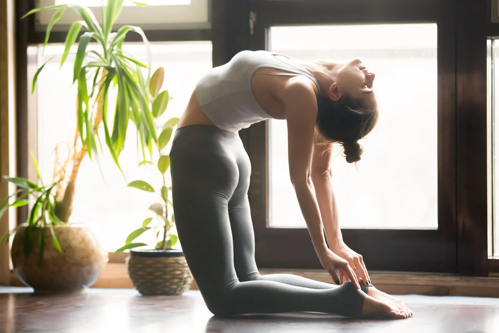 4 Backbend Yoga Poses That You Should Be Doing