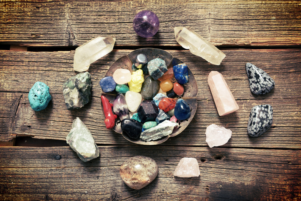 6 Crystals To Improve Your Wellbeing