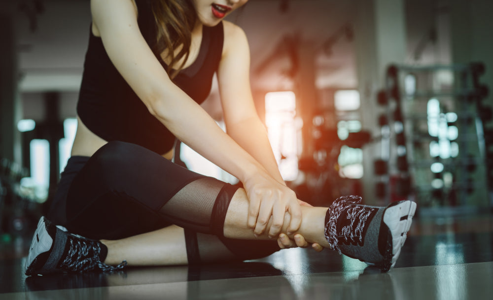 Can You Still Workout With An Injury?