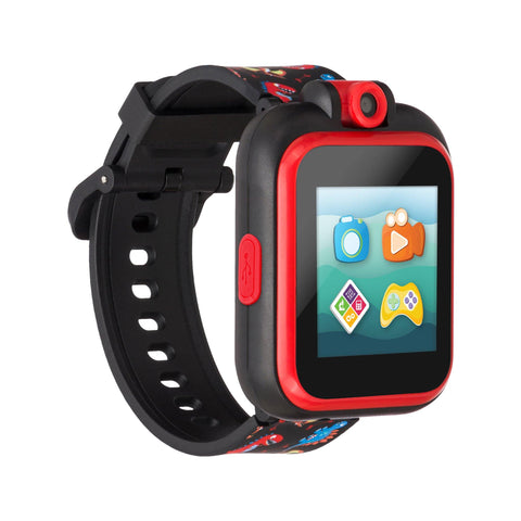 PlayZoom 2 Kids Smartwatch: Black Dinosaur Print