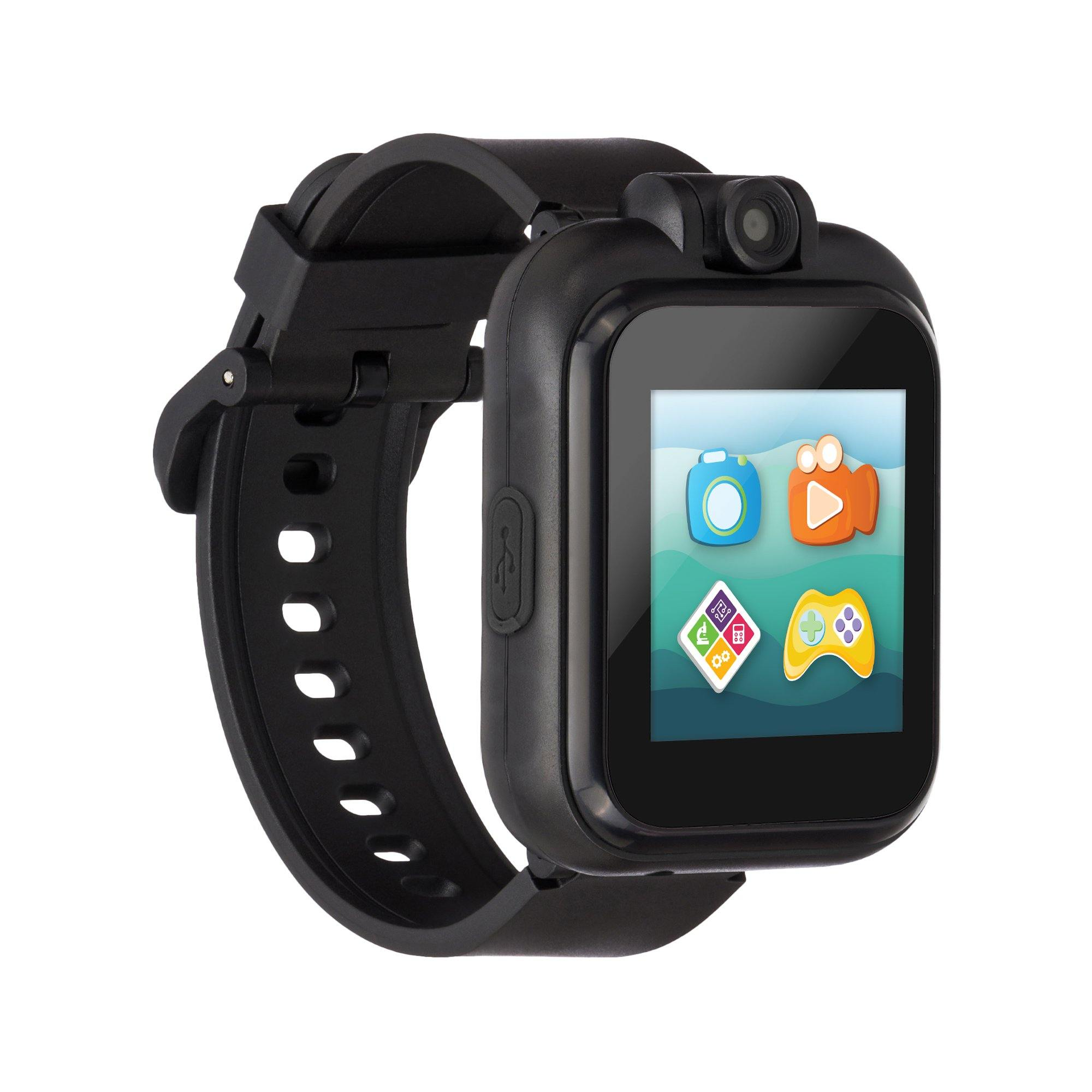 PlayZoom 2 Kids Smartwatch: Solid Black