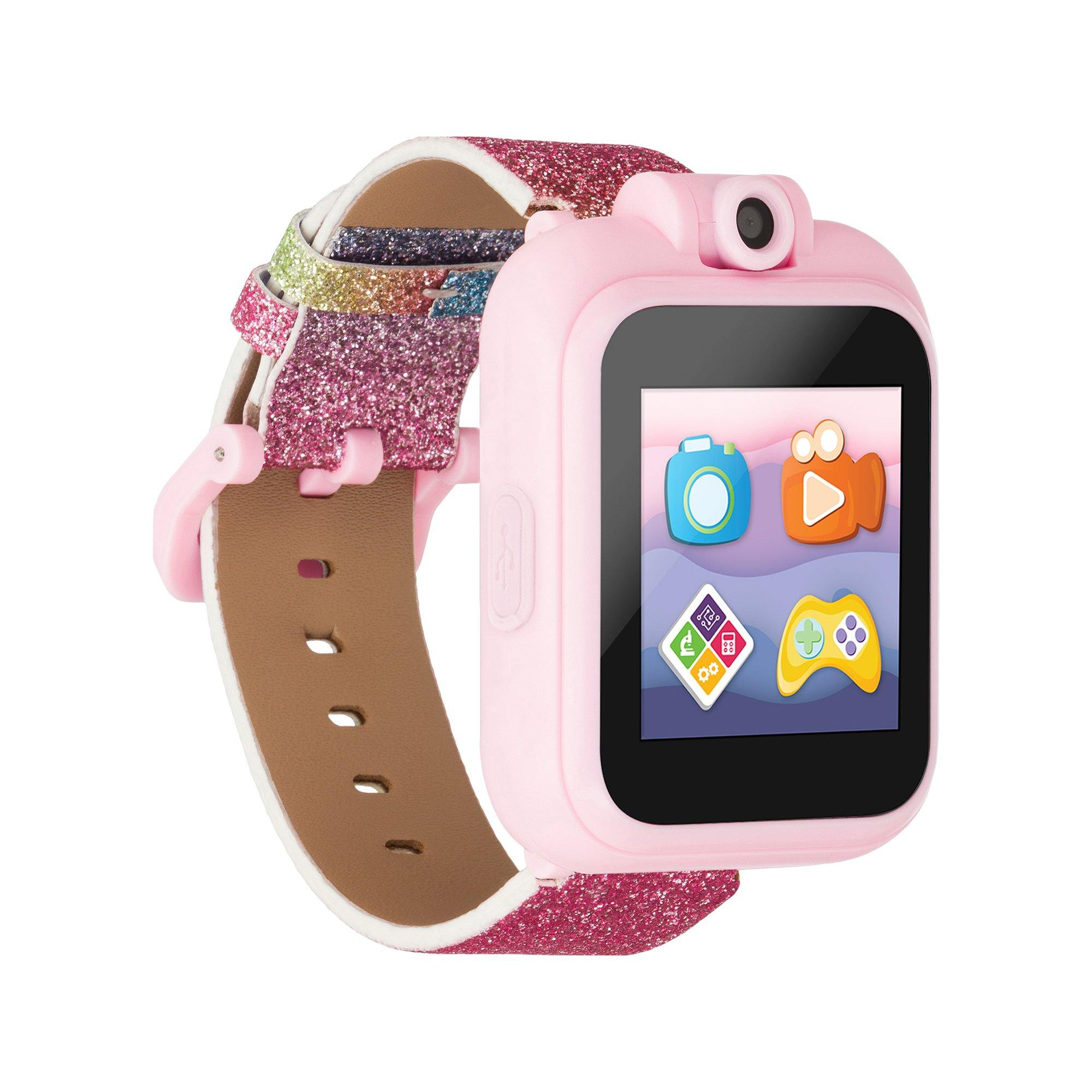 PlayZoom 2 Kids Smartwatch: Rainbow Glitter