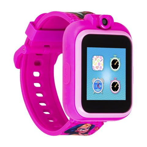 DC Superhero Girls Smartwatch for Kids by PlayZoom