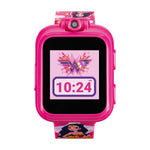 Wonder Woman Smartwatch for Kids by PlayZoom: Fuchsia