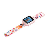 Wonder Woman Smartwatch for Kids by PlayZoom: Blush