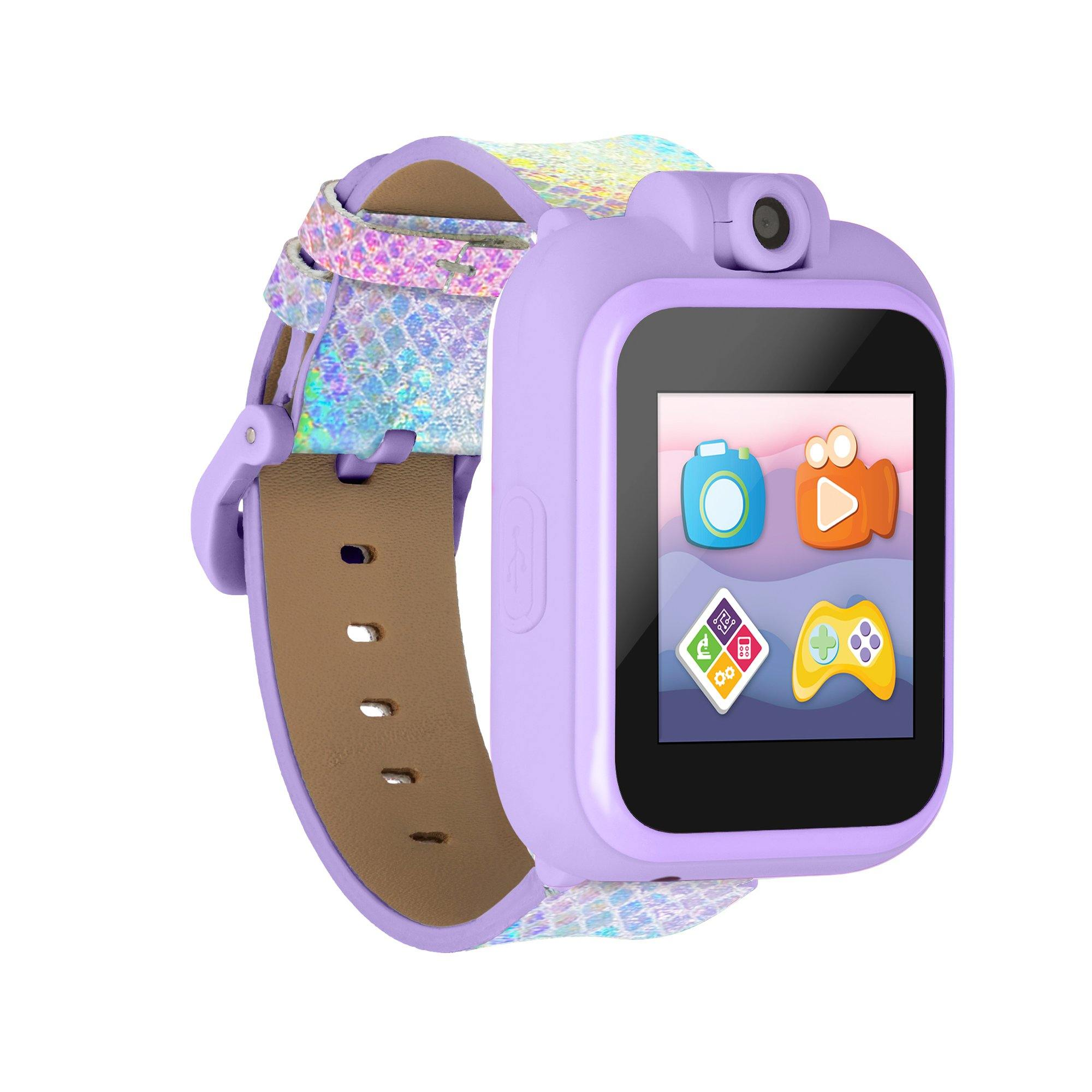 PlayZoom 2 Kids Smartwatch: Textured Holographic
