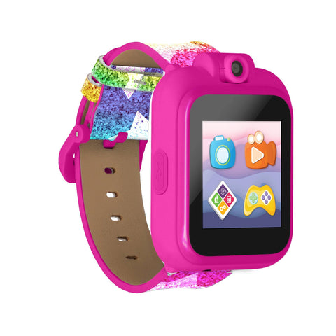 PlayZoom 2 Kids Smartwatch: Rainbow Star Print