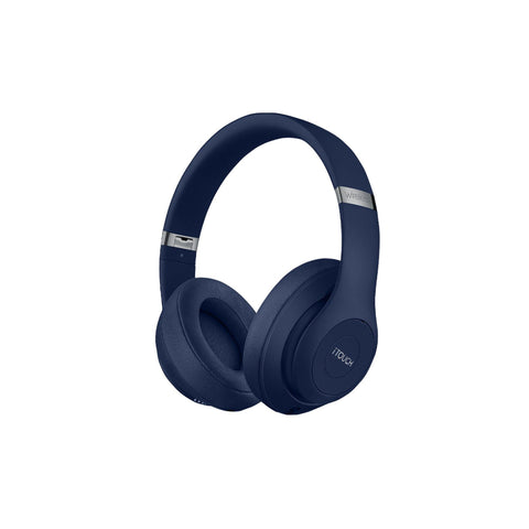 Wireless Over-Ear Headphones: Navy