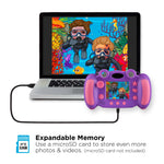 Playzoom Snapcam Duo, purple